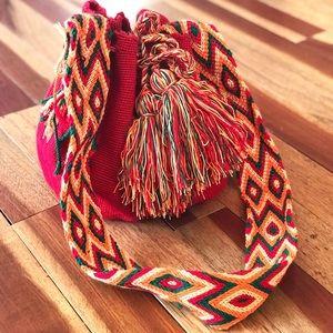 Handbags - Handcrafted wayuu bag